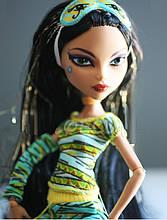 Кукла Monster High Клео де Нил (Cleo De Nile) Пижамная вечеринка Монстер Хай Школа монстров