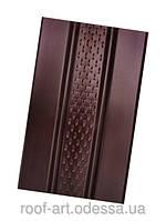 Панель софита ASKO коричневая 305*3500 мм, фото 1