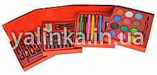 """Набор для детского творчества чемоданчик """"Monsuno """"36 предметов, фото 3"""