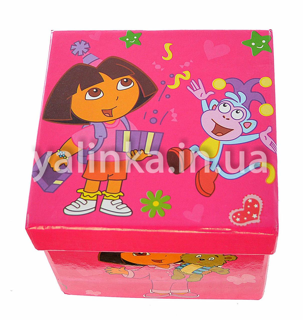 """Набор для детского творчества чемоданчик """"Dora""""36 предметов"""