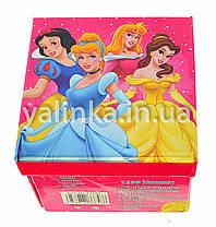 """Набор для детского творчества чемоданчик """"Принцессы """"36 предметов, фото 2"""