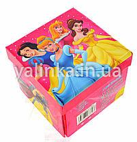 """Набор для детского творчества чемоданчик """"Принцессы """"36 предметов, фото 3"""