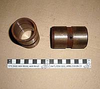 Втулка (40х50х78) кронштейна ковша ЭО с проточкой