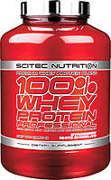 100% Whey Protein Professional Scitec Nutrition, 2350 грамм