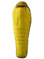 Спальный мешок левый MARMOT Col membrain reg yellow/green
