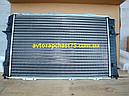 Радиатор Audi 100  1990-1997 года, механика (производитель Van Wezel, Бельгия), фото 3