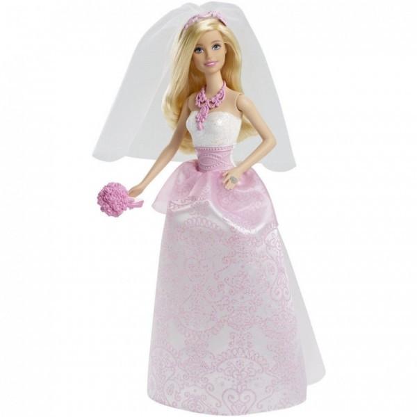 Кукла Barbie Невеста Mattel CFF37