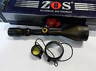 Прицел оптический  ZOS 3-12x56 Mil Dot, фото 1