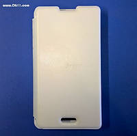 Чехол VOIA Flip Case для LG Optimus L5 II Single (E450) white