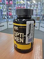 Optimum Nutrition Opti-Men 150 капс витамины и минералы США