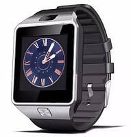 Смарт часы DZ09 black