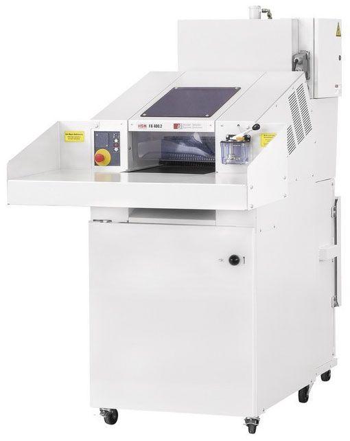 Мощный продольный уничтожитель с прессом HSM SP 4040 V (5,8 мм. ) *