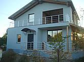 Перила алюминиевые на балкон, фото 2