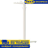 Ножка на крестообразной опоре БИЛЬСТА ИКЕА (Икея/Ikea)