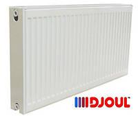Высота 500 Радиатор стальной DJOUL 500/22/400