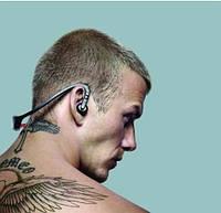 Спортивный MP3 плеер new - наушники с поддержкой TF-карты и FM радио