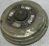 Ступица задняя с барабаном Ford  Escort 90-95