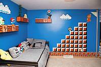 Комната юного Марио
