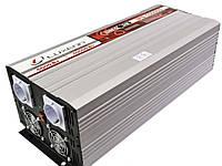 Инвертор преобразователь напряжения 24-220 Вольт 5000Вт Luxeon IPS-10000S  , фото 1
