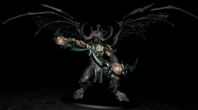 illidan stormrage world of warcraft