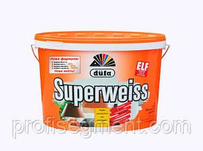 Виниловая краска суперстойкая Superweiss  D4, 10л