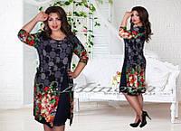Платье Кокомасло (размеры 50-56)