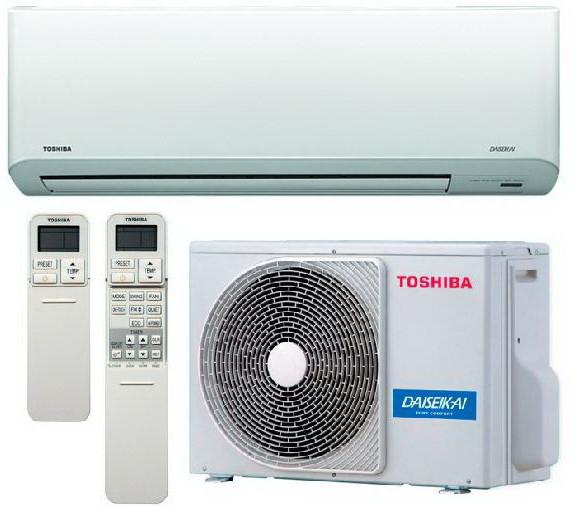 Инверторный кондиционер Toshiba RAS-18N3KVR-E/RAS-18N3AV-E