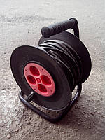 Электро удлинитель на катушке  2*1,5 ( 20 м )