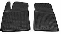 Полиуретановые передние коврики для Hyundai i10 II (IA) 2014- (AVTO-GUMM)