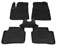 Полиуретановые коврики для Hyundai i10 II (IA) 2014- (AVTO-GUMM)