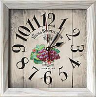 Часы 21 х 21 см F-3