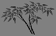 Виниловая интерьерная наклейка - Пальмы, фото 1
