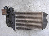 Радиатор интеркулера 1307012080 б/у на Citroen Jumper, Fiat Ducato, Peugeot Boxer год 1994-2002, фото 3