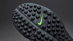 Сороконожки Nike Tiempo JR TF Genio 631529-003 найк темпо (Оригинал), фото 3