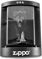 Зажигалка бензиновая Zippo Wolf's Rain №4221-3,качественные зажигалки, оригинальные подарки