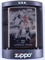 Зажигалка бензиновая Zippo OPTIMUS-PRIME №4226-2,качественные зажигалки, оригинальные подарки