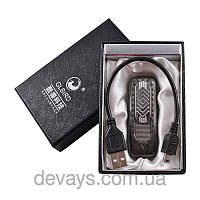 USB Зажигалка GX №4358,зажигалки, без огня. с аккумулятором, без пламени, подарочная зажигалка, новый товар