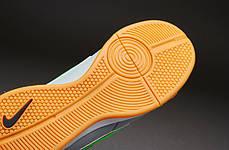 Футзалки Nike JR Tiempo Genio Leather IC 631528-030 (Оригинал), фото 3