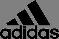 Виниловая наклейка  Adidas 1