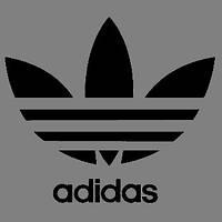 Виниловая наклейка  Adidas 2