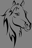 Виниловая наклейка Лошадь, фото 1