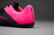 Футзалки Nike JR MERCURIAL VICTORY V IC 651639-006  (Оригинал), фото 2