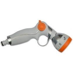Пистолет-распылитель 7-позиционный металлический, плавная регулировка, Verano Maestro (арт. 72-562)
