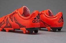 Бутсы Adidas X 15.3 FG/AG LE JR B26969 (Оригинал), фото 2