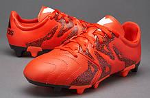 Бутсы Adidas X 15.3 FG/AG LE JR B26969 (Оригинал), фото 3