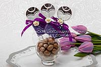 Подарок гостям бонбоньерка Невеста