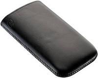 Чехол-кисет с лентой (матовая кожа) Nokia Asha 302