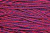 Шнур акрил 10мм (100м) синий+красный