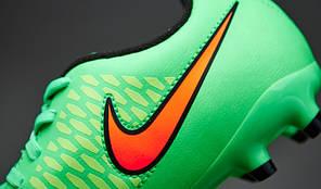 Бутсы детские Nike JR Magista Onda FG 651653-380 найк магиста (Оригинал), фото 3
