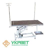 Стол операционный ветеринарный СОВ –6Г с гидроприводом